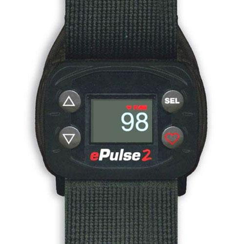 Impact Sports ePulse Strapless Heart Rate Monitor Watch and Calorimeter
