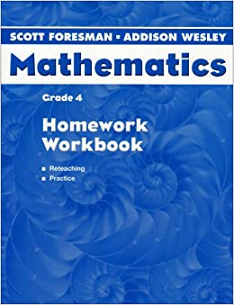 SCOTT FORESMAN MATH 2004 ENRICHMENT MASTERS/WORKBOOK GRADE 4