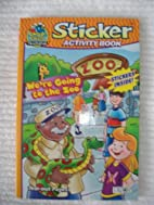 Sticker Activity Book: Goodies Galore…