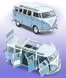フォルクスワーゲン マイクロバス 1962年型 1/24 【並行輸入】
