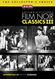Columbia Pictures Film Noir Classics III (The Mob / My Name is Julia Ross / The Burglar / Drive a Crooked Road / Tight Spot)