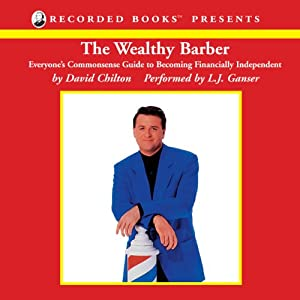 The Wealthy Barber Audiobook
