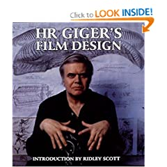 H. R. Giger's Film Design by H. R. Giger