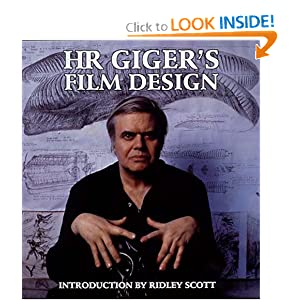 H. R. Giger's Film Design by