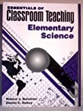 img - for Essentials of Classroom Teaching: Elementary Science book / textbook / text book