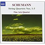 String Quartets Nos. 1-3