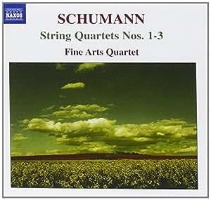 Schumann: String Quartets 1-3