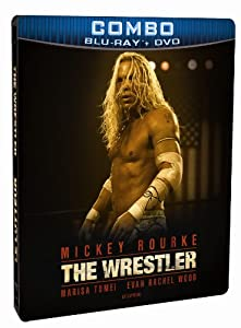 The Wrestler (SteelBook Edition) [Blu-ray + DVD] (Bilingual)