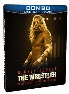 The Wrestler (SteelBook Edition) [Blu-ray + DVD]
