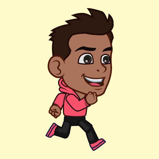 running-man-jump-challenge