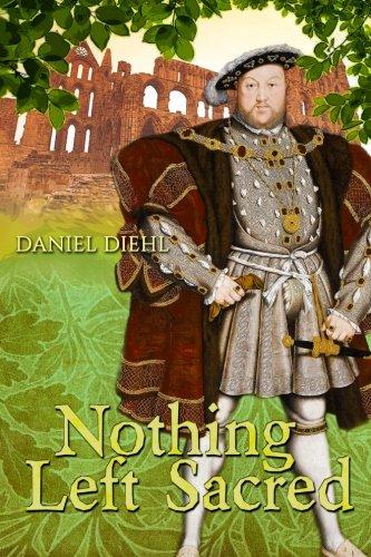 Book: Nothing Left Sacred by Daniel Diehl