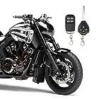 VicTsing Motorcycle Anti-theft Alarm with Remote Engine Start for Suzuki, Honda, Yamaha, Kawasaki, Harley Davidson and all Other Motorcycles