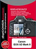 DigiCOVER Premium LCD Screen Protection Film for Canon EOS 5D Mark II