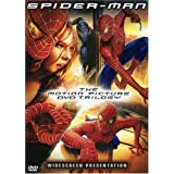 Spider-Man: The Motion Picture Trilogy (Spider-Man / Spider-Man 2 / Spider-Man 3) ~ Tobey Maguire