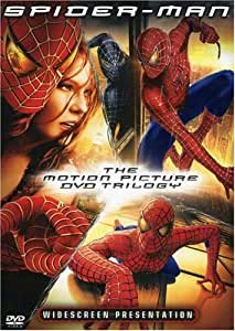 Spider-Man: The Motion Picture Trilogy (Spider-Man / Spider-Man 2 / Spider-Man 3)