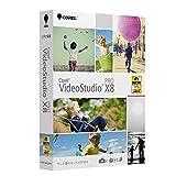 コーレル Corel VideoStudio Pro X8 通常版