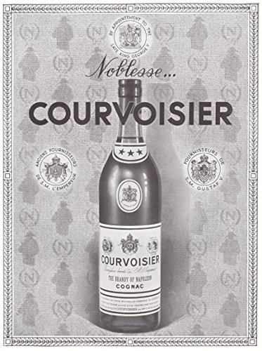 1938-print-ad-courvoisier-cognac-the-brandy-of-napoleon