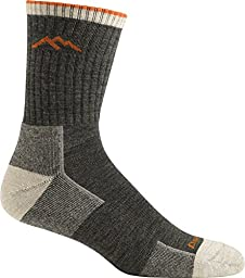 Darn Tough Merino Wool Micro Crew Sock Cushion,Olive,X-Large