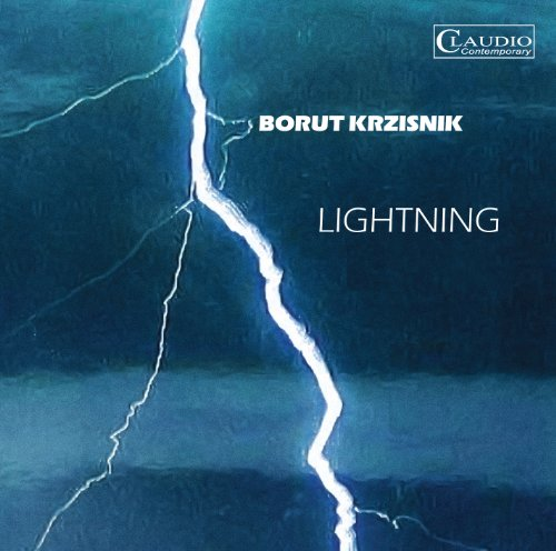 Krzisnik: Lightning | Persistence Of Flesh [Borut Krzisnik; Klemen Brako ] [Claudio Records: CC6014-2]