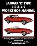 Floyd Clymer JAGUAR E-TYPE 3.8 & 4.2 WORKSHOP MANUAL