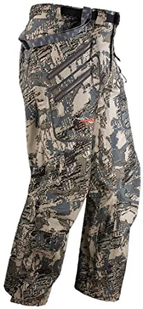 Sitka Gear Mens Cold Front Rain Pant by Sitka Gear