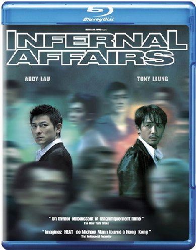 Infernal Affairs (Blu-ray Version)