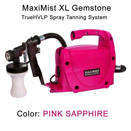 Maximist Xl Gemstone Truehvlp Spray Tanning System