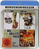 Menschenfresser - Metallbox-Edition (3 Filme Blu-ray)