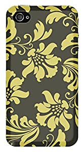 TrilMil Printed Designer Mobile Case Back Cover For Apple iPhone 4 / 4s