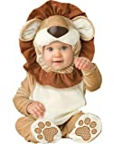 Intant Baby Lovable Lion Outfit Cub Animal Halloween Costume S (6-12 months)