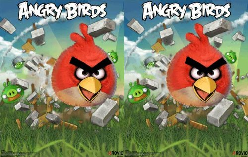 Angry Birds - 3D 11