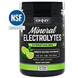 Onnit Electrolyte Powder - Keto Friendly, Low Sugar Hydration Powder with Potassium Citrate, Sodium Bicarbonate, Chelated Magnesium Bisglycinate | Fresh Lime Flavor | 60 Servings