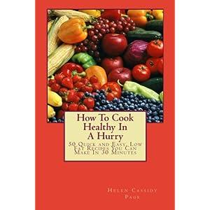 How To Cook Healthy In A Livre en Ligne - Telecharger Ebook
