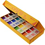 Crayola Classpack Markers, Crayola Markers Bulk, Set of 16 Colors with 16 Markers Each Ideal for Classrooms, School, Daycare