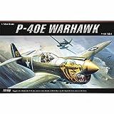 [Academy] Plastic Model Kit 1/72 Curtiss P-40E WARHAWK (#12468) /item# G4W8B-48Q18349