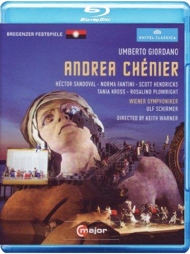 Andrea Chenier [Blu-ray] [Import]