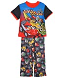 "Angry Birds Go! ""Racing Legend"" 2-Piece Pajamas - red/blue, 4"