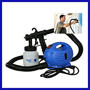 spray sprayer gun trigger airbrush wall painting tools as seen on tv. Black Bedroom Furniture Sets. Home Design Ideas
