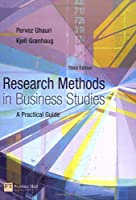 Research Methods in Business Studies A Practical by Ghauri