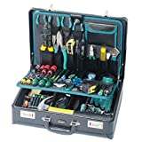 Eclipse Tools 1PK-1700NA Pro's Kit Electronics Master Kit, Brief Case Style