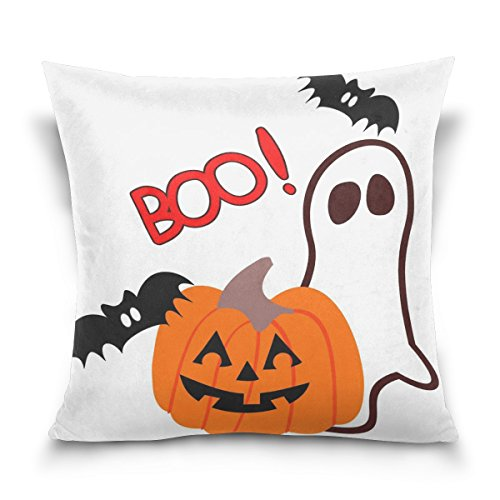 [ablink Jersey Cares Halloween Costume BOO£¡ Custom Design Personalized Pillowcase Pillow Sham Queen Size Pillow Cushion Case Cover Two Sides] (Flavor Of Love Halloween Costume)