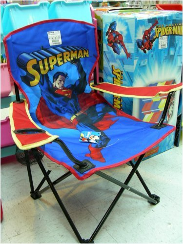 Dc Comics Superman Camping Chair (Kids Size)