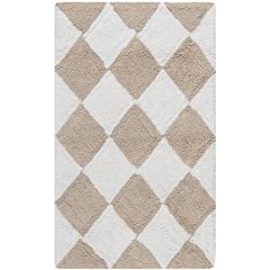 Elegant Bath Mat Rug  Leon  5 Sizes Available