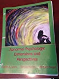 img - for Abnormal Psychology: Dimensions and Perspectives book / textbook / text book