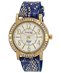 Q&Q Attractive Analog White Dial Womens Watch - DA59J114Y
