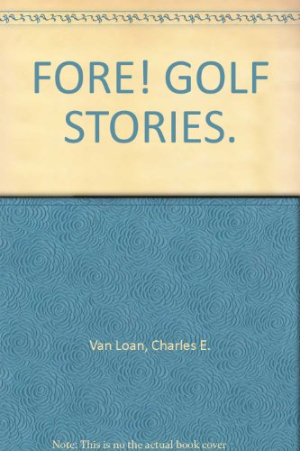 FORE! GOLF STORIES. PDF