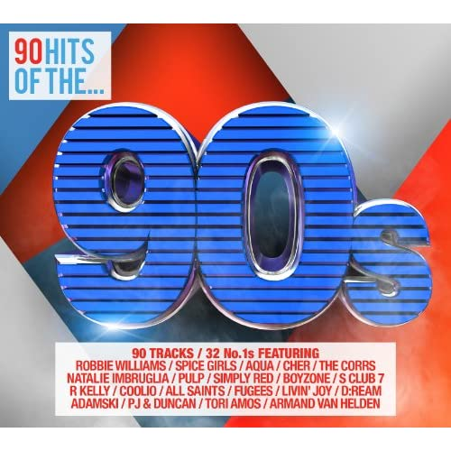 90-Hits-Of-The-90s-Various-Artists-Audio-CD