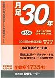 月足30年 第68集 平成21年下期版<21年8月まで収録>