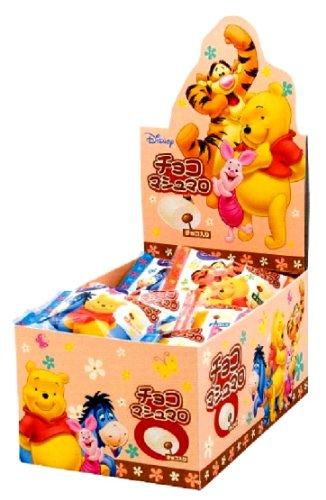 くまのプーさんBIGチョコマシュマロ 1袋×20個