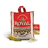 Royal Brown Basmati Rice, 10 Pound (Tamaño: 10 Pound)